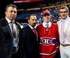 «Mes cousins ont des abonnements de saison à Montréal. Je vais les voir chaque fin de semaine. Je suis très excité!», a raconté à TVA Sports celui dont la mère est d'origine québécoise.