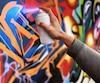 Bloc graffitis