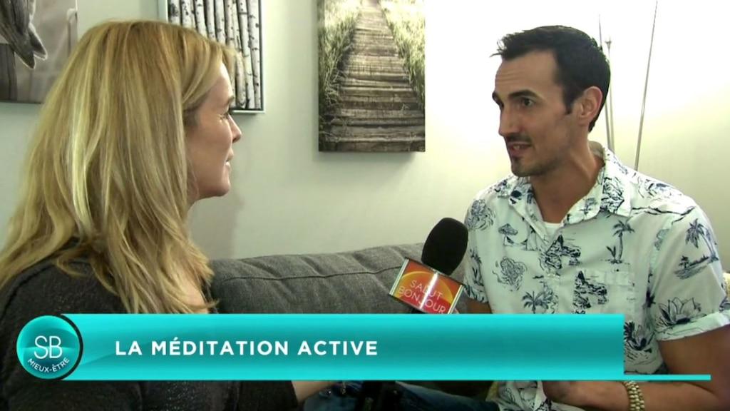 La méditation active