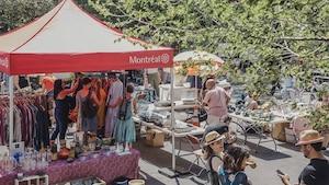 Un grand bazar extérieur aura lieu ce week-end