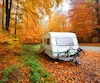 Camping automne