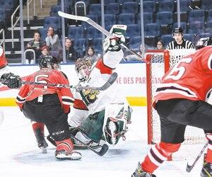 Les Mooseheads de Halifax tenteront de renverser la vapeur dans leur série les opposant aux Remparts, mardi soir lors du match no. 3 présenté au Centre Vidéotron.