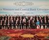 Pour les ministres des Finances et gouverneurs des banques centrales du G20, réunis ce week-end à Chengdu, les négociations compliquées sur le divorce entre Londres et l'UE vont attiser la nervosité des acteurs économiques.