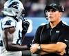 Ron Rivera a maintenu un dossier plus que respectable de 76-63-1 avant de perdre son emploi plus tôt cette semaine comme entraîneur-chef des Panthers.