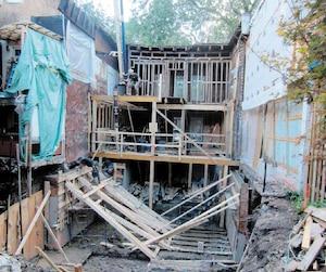 photo courtoisie Photo tirée de la demande de certificat d'autorisation de démoli