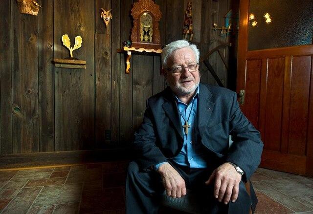Grande Entrevue de Georges-Hébert Germain avec le Frère Robert Gonneville, cofondateur et directeur général de Terre sans frontières.