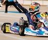 Justin Arseneau accumule les succès depuis ses débuts en karting.