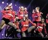La troupe de danse London, du studio de danse QMDA de Québec, a donné une prestation explosive.