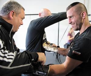 Marc Ramsay est clair, David Lemieux doit maintenant se battre à un poids de 168 livres.