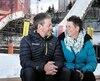 La vie a repris ses droits pour le président de Gestev, Patrice Drouin, et sa conjointe Lisa Linton, depuis qu'on lui a diagnostiqué un cancer de la peau en 2018.