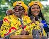 Le président Robert Mugabe