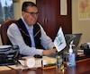 Le chef innu Mike McKenzie espère obtenir de l'argent pour financer sa lutte contre les drogues et la formation des jeunes autochtones.