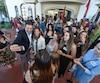 Plusieurs centaines de participants se sont présentés à la première journée de préauditions à Québec