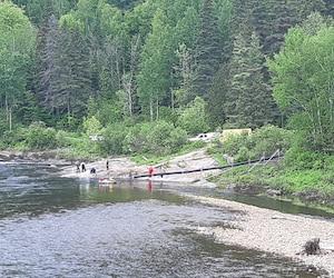 Le secteur du cran Martel, à Clermont, est considéré comme dangereux pour la baignade, qui y est expressément interdite.