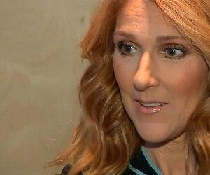 En entrevue avec Marie-Andrée Poulin de TVA quelques minutes avant de monter sur scène à Trois-Rivières, Céline Dion paraissait détendue. Elle quittera le Québec dans quelques jours pour Las Vegas. «C'est le début de quelque chose de nouveau», a déclaré la star.