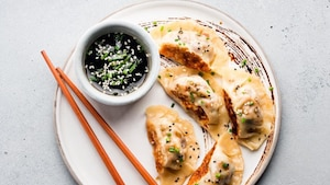 Un gros party de dumplings à 1$ ce mois-ci