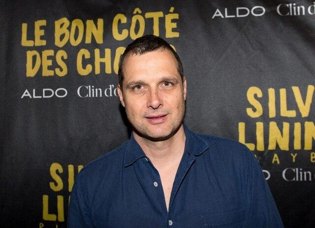 Émile Gaudreault a reçu du financement pour son prochain film, Au champ de mars.