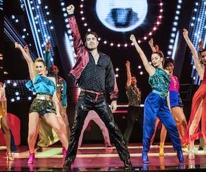 Pour le danseur étoile québécois Nico Archambault, se retrouver sur l'affiche du spectacle au Capitole est une belle surprise.