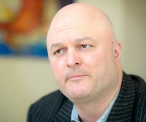 L'éditeur Michel Brûlé