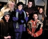 Les Sorcelleries de Québec mettra en vedette un monde fictif lié à la sorcellerie avec cinq familles fondatrices associées à la plus grande école de sorcellerie et de magie d'Amérique du Nord.