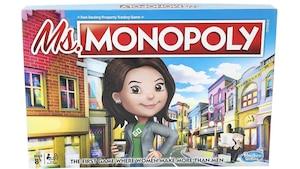 Nouveau Monopoly: les femmes avantagées
