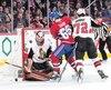Le gardien des Sénateurs, Craig Anderson, ne trouve pas d'explication aux déboires de l'équipe d'Ottawa sur les patinoires adverses.