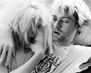 Courney Love a parlé avec l'esprit de Kurt Cobain?