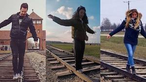 Auschwitz doit réprimander les visiteurs