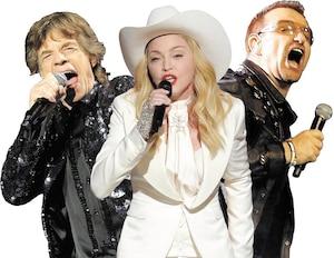 Mick Jagger, Madonna et Bono ont déjà séjourné au St-James.