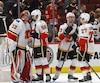 Calgary Flames v Chicago Blackhawks