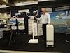 Pour Mike Brettle, les outils de mesure météorologiques combinent de plus en plus de fonctions et tendent à remplacer le travail de l'homme.