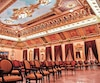 Salle de cérémonie dans le Palais du mariage, situé dans la Vieille Havane.