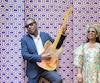 Le duo Amadou et Mariam lancera un nouvel album intitulé La confusion, en septembre.
