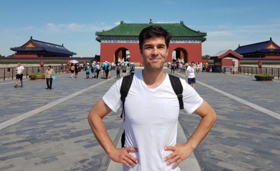 Salut l'Asie | Enfin en Chine!