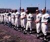 Charles Bronfman se souvient de ce bel après-midi d'avril 1969, au moment où les joueurs étaient présentés pour la première fois à la foule au parc Jarry.