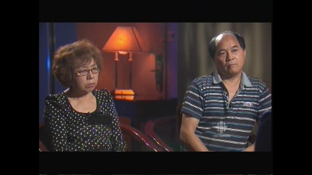 Les parents de Jun Lin, la victime présumée de Luka Rocco Magnotta, se sont confiés à un journaliste de CBC.