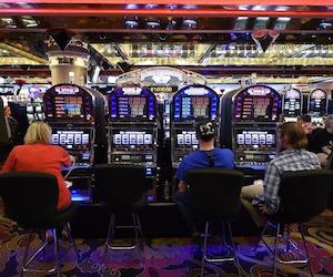 Les joueurs de la LNH devront se méfier des tentations lors de leur visite à Las Vegas.