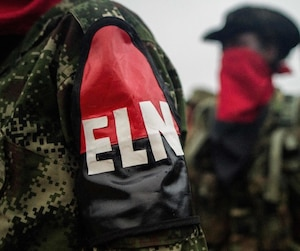 ELN Colombie