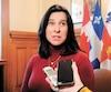 Valérie Plante<br> <i>Mairesse de Montréal</i>
