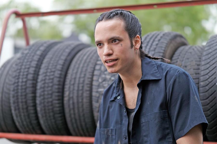 La présence de Rico (Anthony Therrien) dans les parages n'annonce rien de bon.