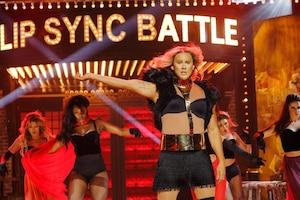 Imitant Beyoncé, Channing Tatum danse avec Beyoncé