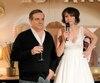 Didier Bourdon et Valérie Bonneton dans la comédie <i>Garde alternée</i>.