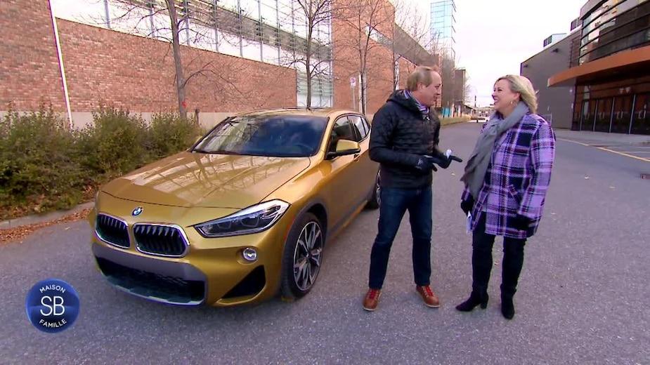 La BMW X2 et le VUS AUDI électrique