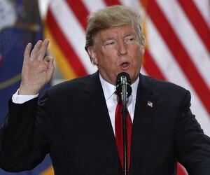 President Trump Delivers Remarks At Utah State Capitol In Salt Lake City
