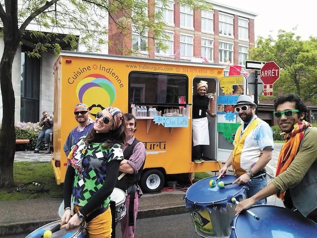 Camions de rue huit nouveaux joueurs jdm for Articles de cuisine montreal