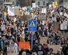 SWITZERLAND-PROTEST-CLIMAT-ENVIRONMENT