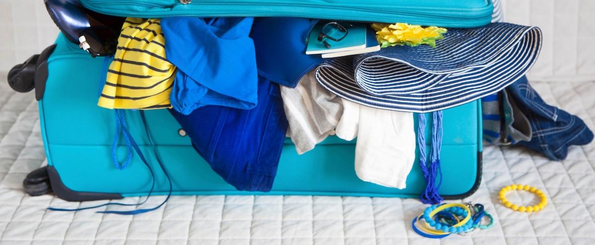 trucs pour bien ranger sa valise le journal de montr al. Black Bedroom Furniture Sets. Home Design Ideas