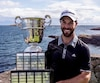 Marc-Étienne Bussières a remporté récemment le Championnat de la PGA du Canada.