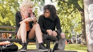 Une romance punk