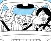 «Bébéatrice», la série animée inspirée des répliques drôles de la fille de Guy A. Lepage, est maintenant en ligne sur ICI Tou.tv. ILLUSTRATION COURTOISIE